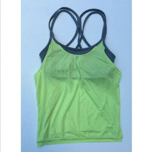 Athleta Essence Energize Strappy Back Tank